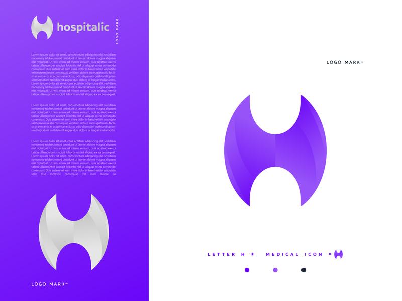 Medical logo concept ( Unused )