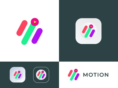 Motion Logo Branding | Video Motion Logo Concept colorful logo design graphics visual media logo software logo corporate gradient agency logo branding branding logo design brand identity motion graphics abstract logo modern logo app logo motion logo motion graphic motion