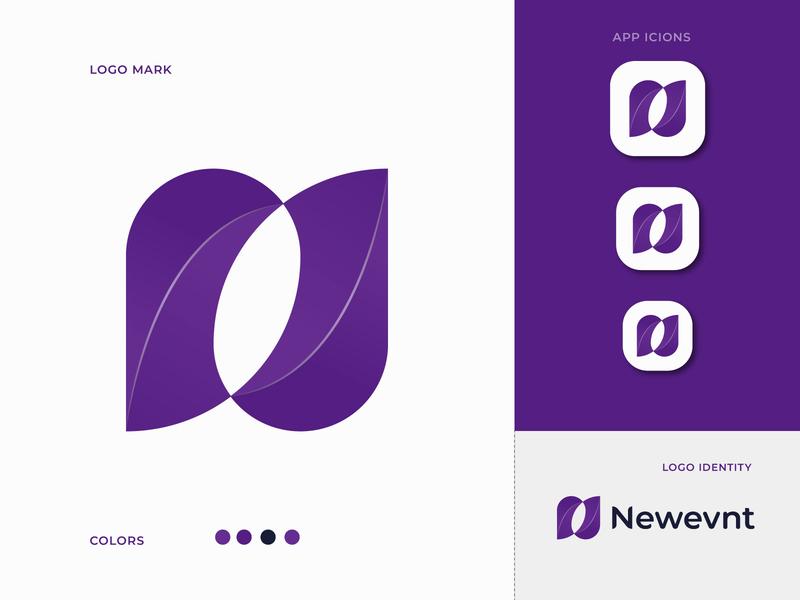 N modern letter logo design | N Modern logo website logo creative vector typography dribbble logo designer logo design identity app icons corporate branding logotype flat design logo n letter n letter logo n modern logo n logo