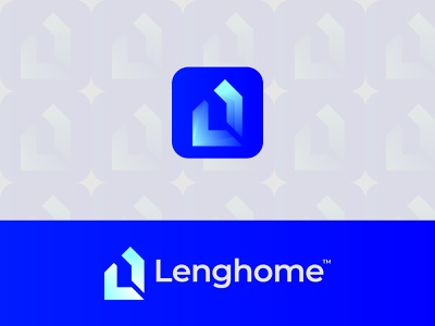 Real Estate Logo - L + Consultant Logo Design Concept flat icon app logodesign creative home logo logotype consultancy vector app logo design logo branding design corporate logo designer brand identity modern logo logo design logo construction logo consultant logo real estate logo