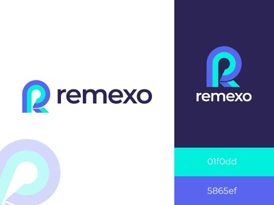 Modern Logo - R Letter Logo Design Concept - R Logo Mark logo trends 2021 redesign remake clone logotype gradient colorful vector flat corporate abstract app logo design typography brand identity modern logo logo design logo designer design logo r monogram r letter logo r mark r letter r logo