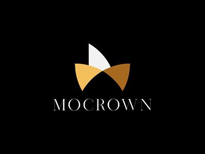 Crown Luxury Logo Mark - M Crown Logo Mark minimal minimalist luxury logo design icon app luxury brand luxury design design branding brand identity logo logo designer logo design modern logo luxury flat logo minimal logo m logo luxury logo crown logo