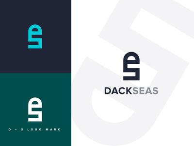 D  +  S Logo Mark   D  + S Logo Design