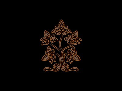 #3 the image of the ancient Russian patterns pattern outline vector logo icon illustration