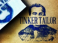 Tinker Tailor Stamp
