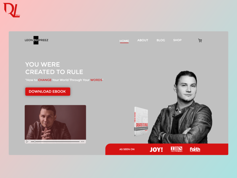 Landing Page for BOOK icon website web user experience user interface ux ui flat adobexd design