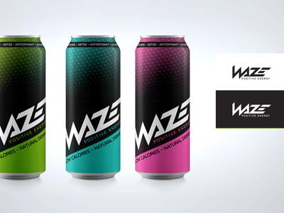 Waze logo & packaging study