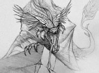 Dragon Concept Art