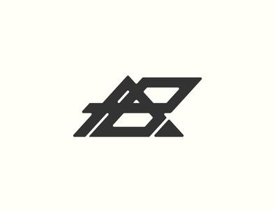1/26 - AB Monogram monogram letter mark monogram design monogram logo monograms monogram typography classic design drawing icon logo vector digital art branding design illustration art director design illustration