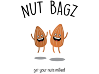 Nut Bagz - Almond Characters