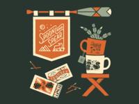 Spoon & Spear Product Illustration II
