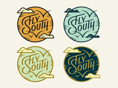 Fly South Pins