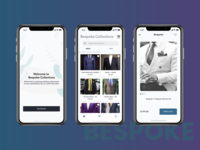 Bespoke Collections Mobile App