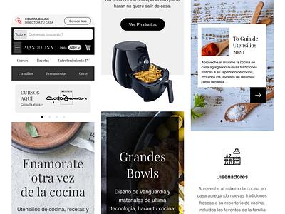 Responsive website responsive website design website design minimal layout web app clean flat ux ui