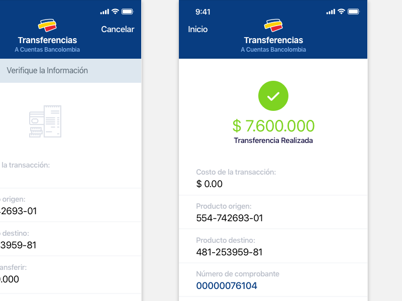 Send Money By Hey James On Dribbble