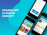 UI/UX Design for App Store