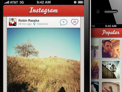 New Instagram? instagram iphone retina facelift tapmates