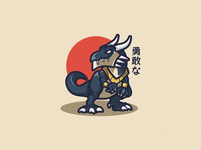 Dragon Logo Mascot esport logogaming gaming logomascot logodesign icon illustration vector design squad team emblem character cartoon mascot logo dragon