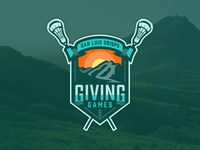 Giving Games Lacrosse Tournament Logo