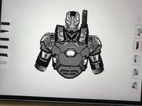 Some iPad illustration fun