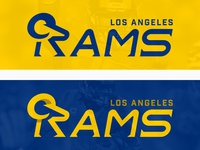 LA Rams Type Exploration