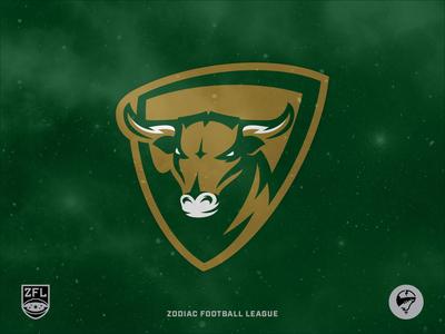 ZFL   Taurus Bulls Logomark