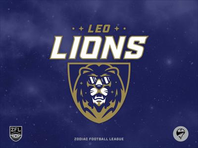 ZFL   Leo Lions Primary Mark