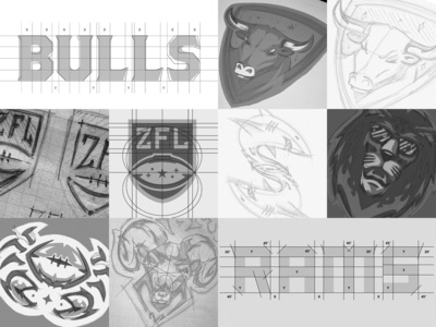 ZFL | Concept Sketches
