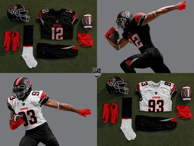 ZFL | Aries Rams Uniforms + Apparel