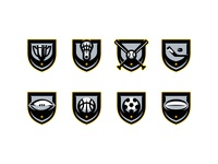 DigitalShift | Eight Sport Emblems