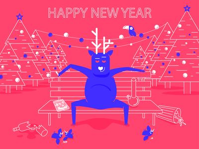Happy new year !☘️