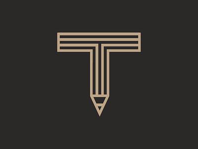 Testing pencil logo