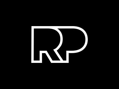 RP Logo rp logo p r