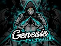 Esport Logo For genesis
