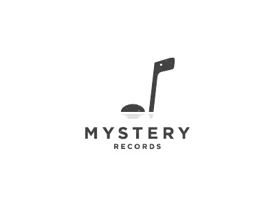 Mystery records mystery records lochness nessie note music zerographics
