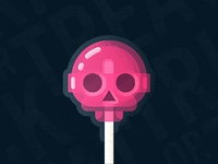 Trick or treat dribbble