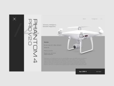 Drone ____ Phantom