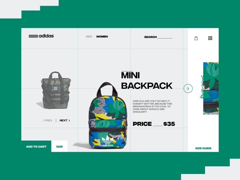 Adidas ____ Backpack