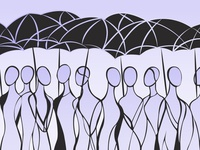 Muses in the rain ^^