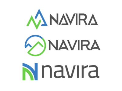 Navira logo samples