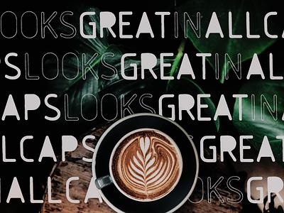 Gumball sans serif font handmade type hand lettering blackout font outline font handmade font retro font sans serif font font typography design