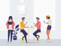 Design Office Environment
