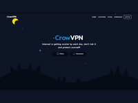 CrowVPN | Ongoing project