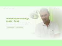 ALASU - Dental Landing page
