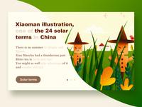 24 solar terms—Xiaoman
