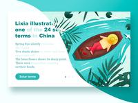 24 solar terms—Lixia