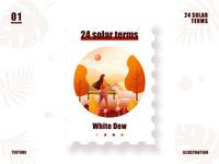 24 solar terms—Bailu