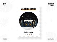 24 solar terms—Xiaoxue