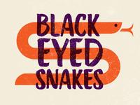 Black Eyed Snakes