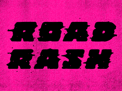 Road Rash rash road biking